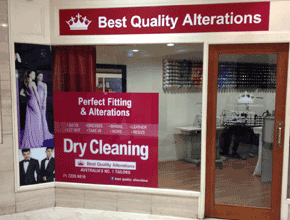 Best Quality Alterations Adelaide CBD